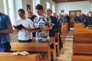 10 dni w klasztorze 1 - 10 lipca 2021 r.